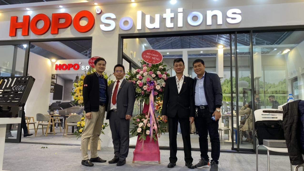 Triển Lãm Cửa nhôm HOPO chính hãng Tại Hà Nội