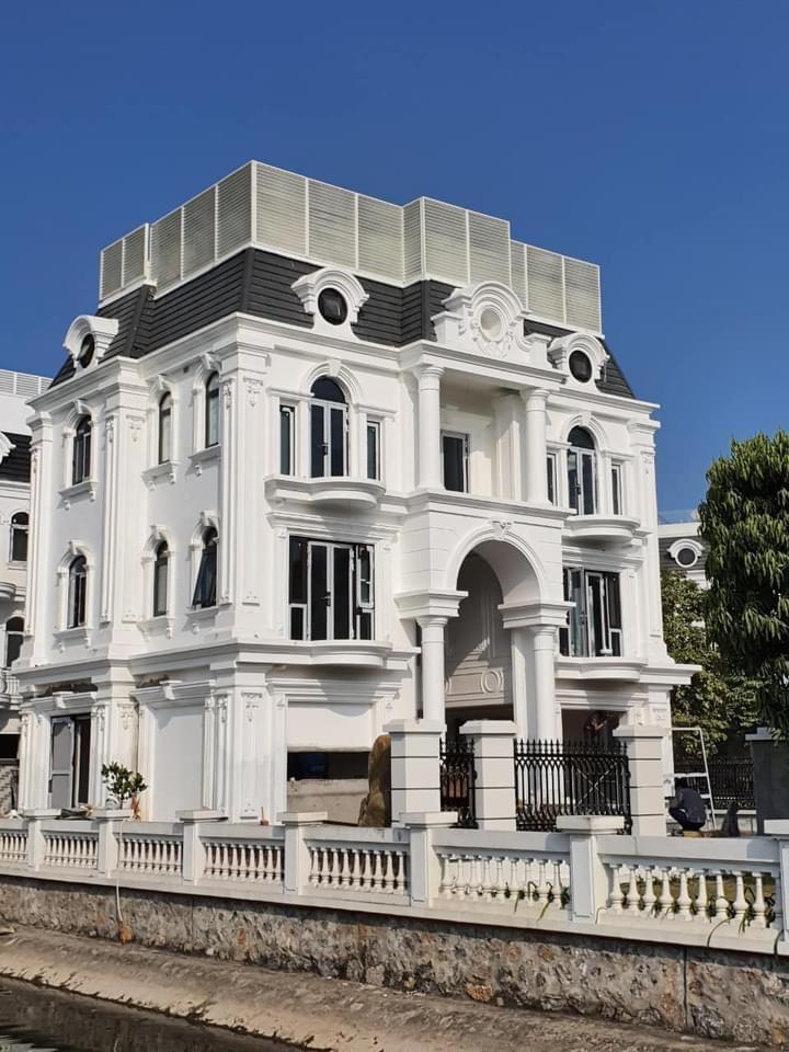 Cửa nhôm CIVRO dành cho biệt thự cao cấp tại Hải Phòng