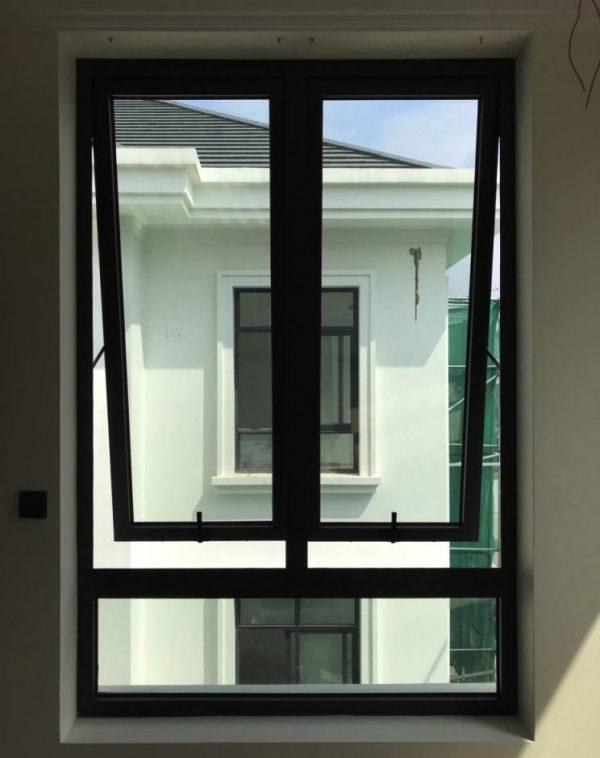 Cửa sổ mở hất 2 cánh - Công Ty Lano