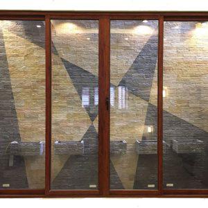 cửa sổ mở trượt 4 cánh nhôm Xingfa chính hãng - Công Ty Lano