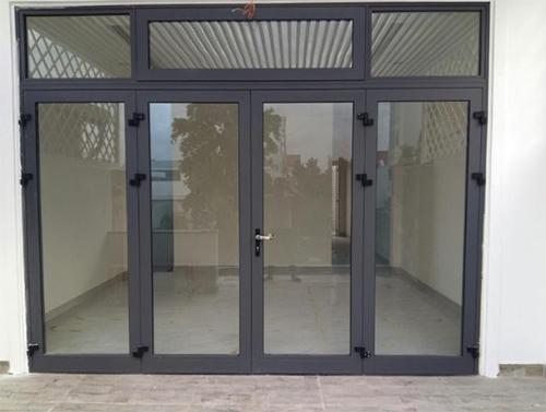cửa đi mở quay 4 cánh xingfa - Công ty Lano