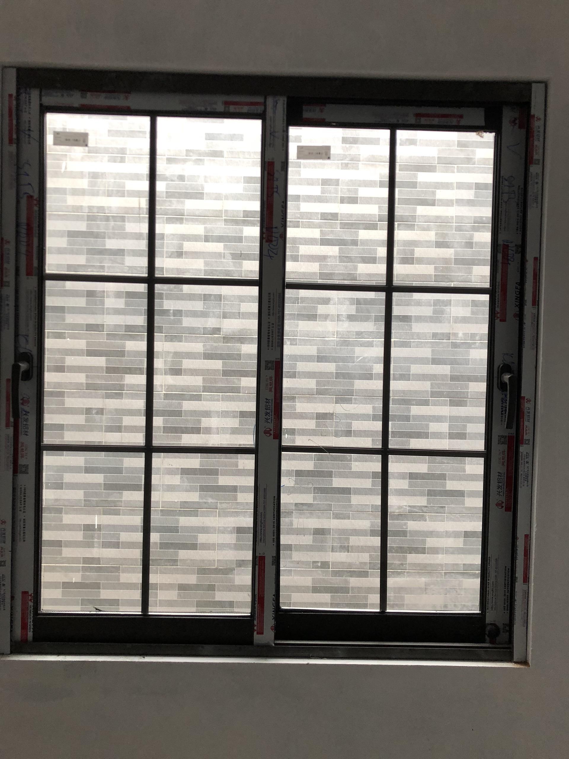 Cửa sổ mở trượt 2 cánh kính hộp cánh âm cách nhiệt
