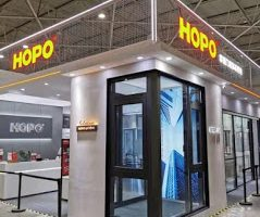 Cửa nhôm hopo nhập khẩu chính hãng 100%