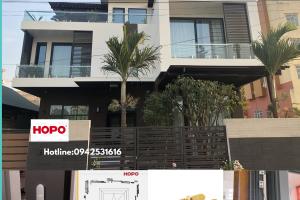 Cửa nhôm HOPO nhập khẩu tại Quảng Ninh