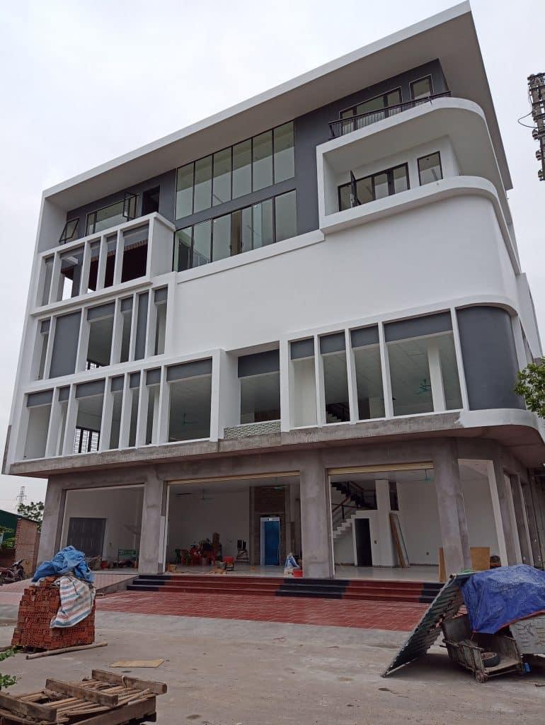 Lắp đặt cửa nhôm XINGFA tem đỏ nhập khẩu Quảng Đông tại Vĩnh Phúc