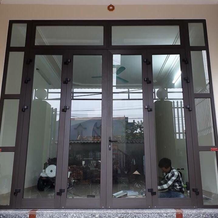 Cửa nhôm xingfa nhập khẩu chính hãng Quảng Đông