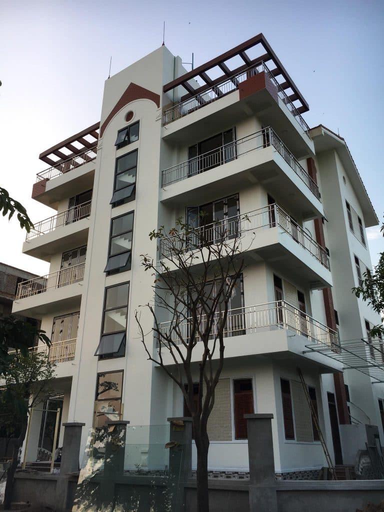 Cửa nhôm XINGFA nhà Bác Lương tại Đền Độ, Từ Sơn, Bắc Ninh
