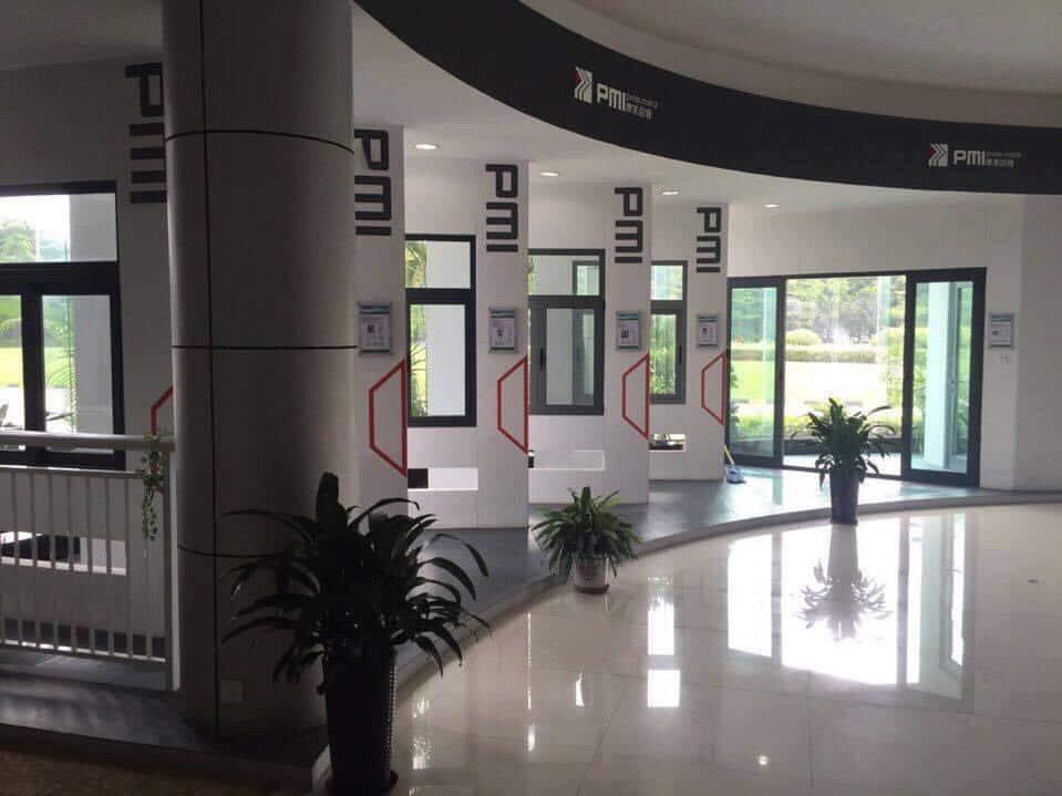 Mãu cửa sổ nhôm PMI nhập khẩu Malaysia