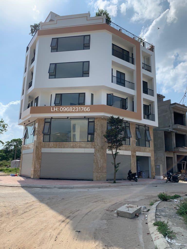 Lắp đặt cửa nhôm xingfa chính hãng tại Ngọc Thụy, Long Biên, Hà Nội