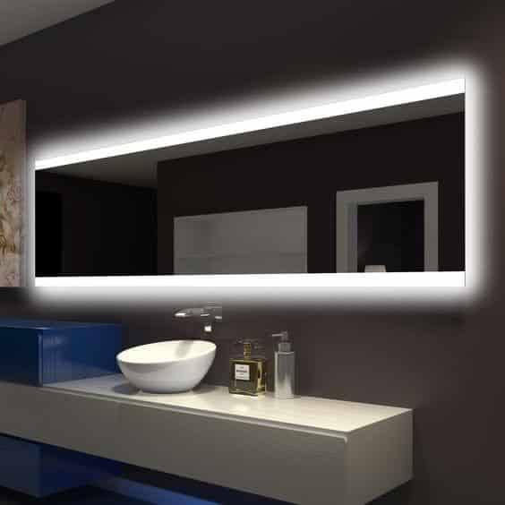 Gương đèn led trang trí phòng tắm