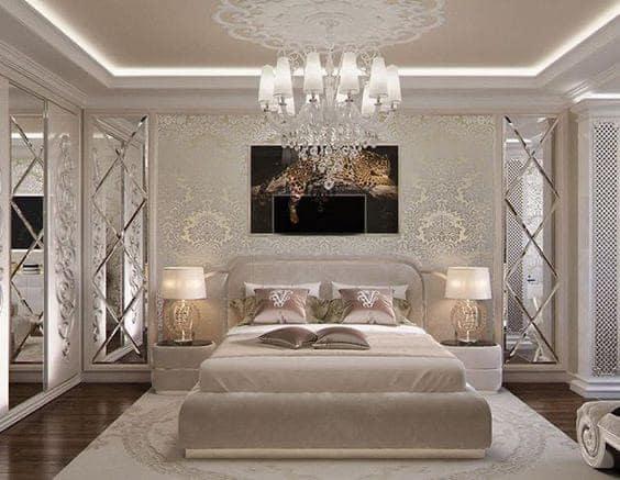 Gương soi trang trí phòng Ngủ