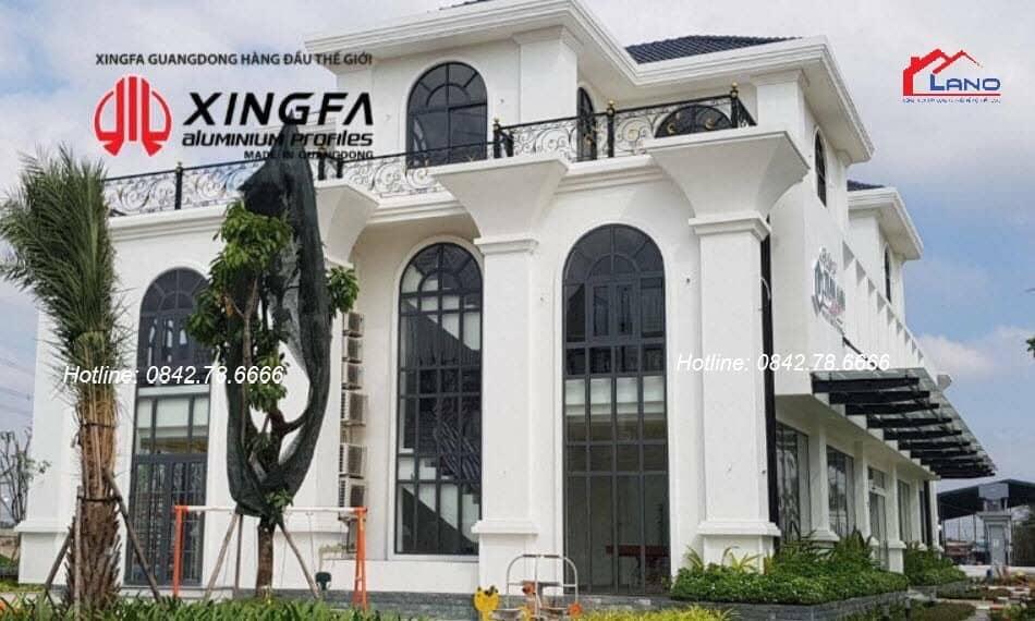 Cửa nhôm Xingfa nhập khẩu Quảng Đông chất lượng hàng đầu Thế Giới