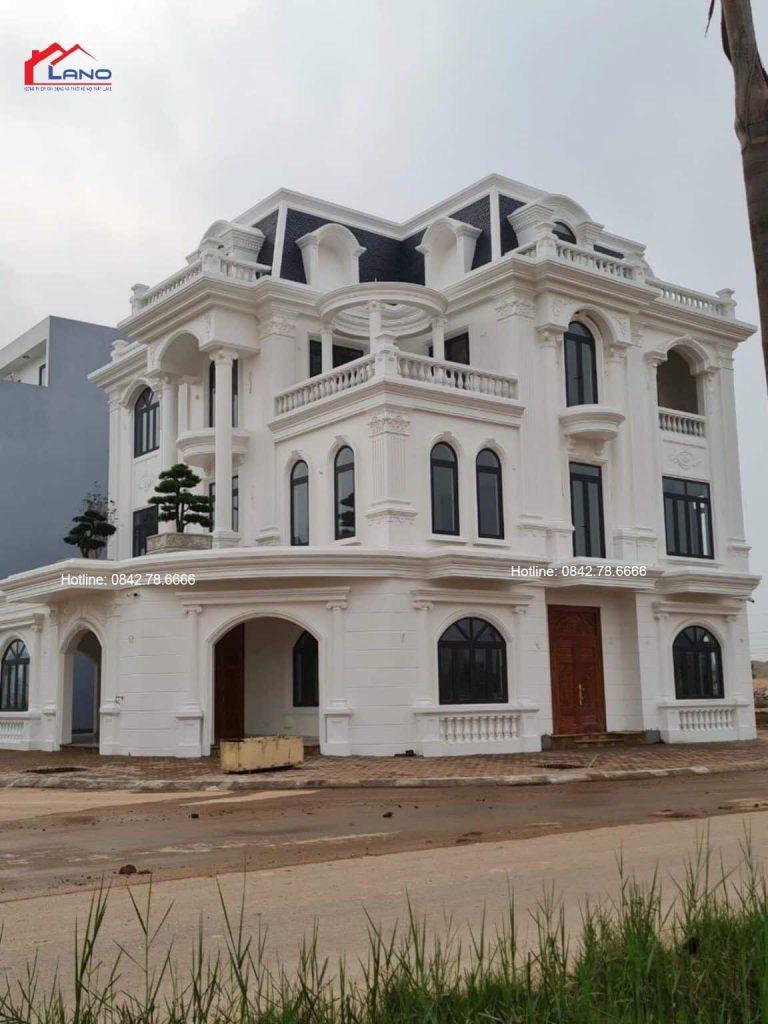 Cửa nhôm xingfa kính hộp 2 lớp - Công trình tai Vĩnh Yên, Vĩnh Phúc