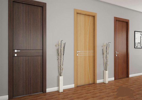 Mẫu cửa gỗ composite chịu nước, chống mối mọt